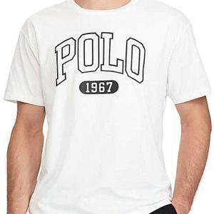 🏇 Polo Ralph Lauren Print Shop Tee Polo
